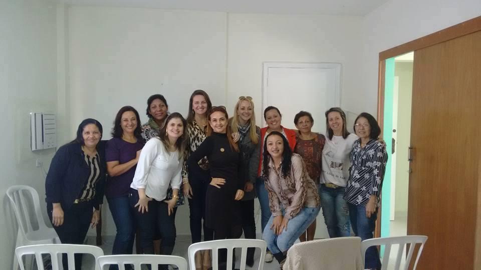 Encontrom de Mulheres em Santos - SP